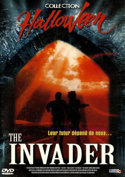 THE INVADER - COLLECTION HALLOWEEN / DANIEL BALDWIN /*/ DVD NEUF/CELLO