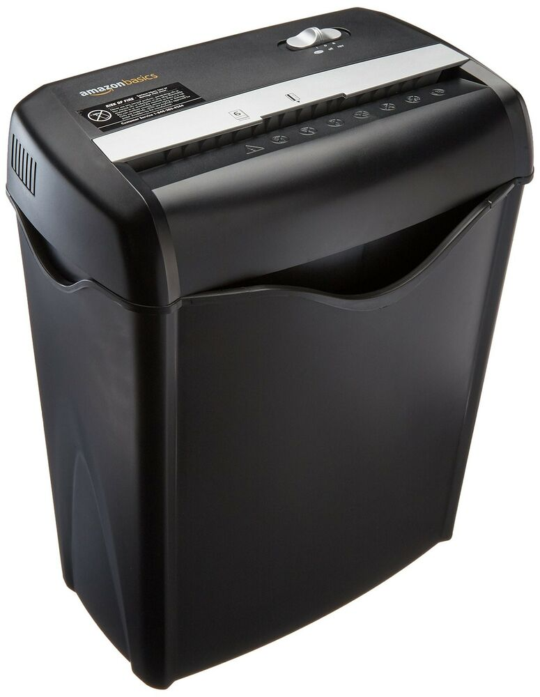 cross cut paper shredder destroy credit card heavy duty