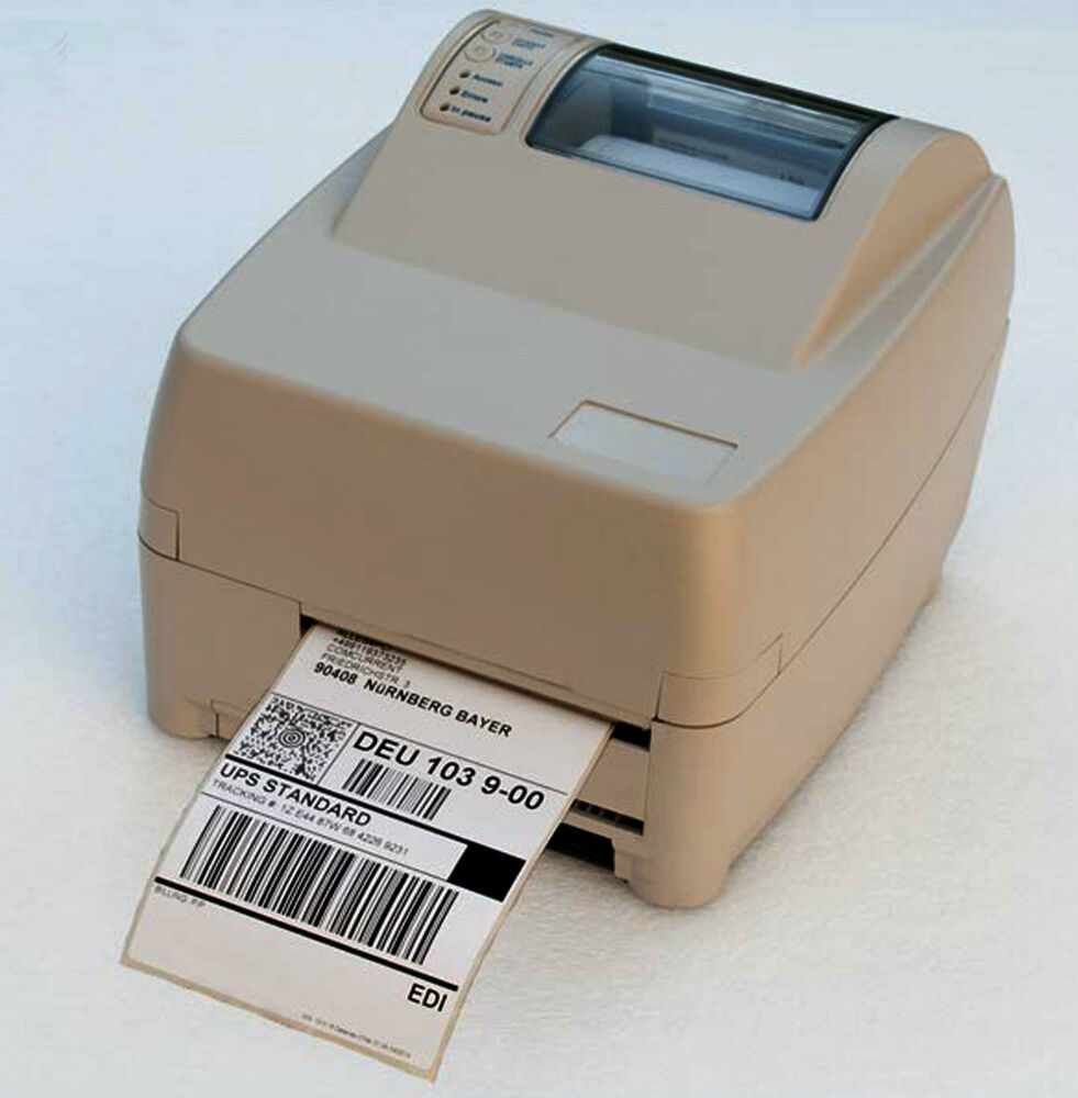 LABEL PRINTER DATAMAX SHIPPING For UPS POST PARALLEL RS