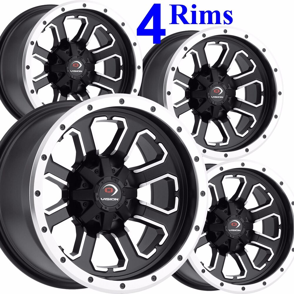 Atv Rims Wheel Covers : Four atv utv rims wheels for some arctic cat prowler wild