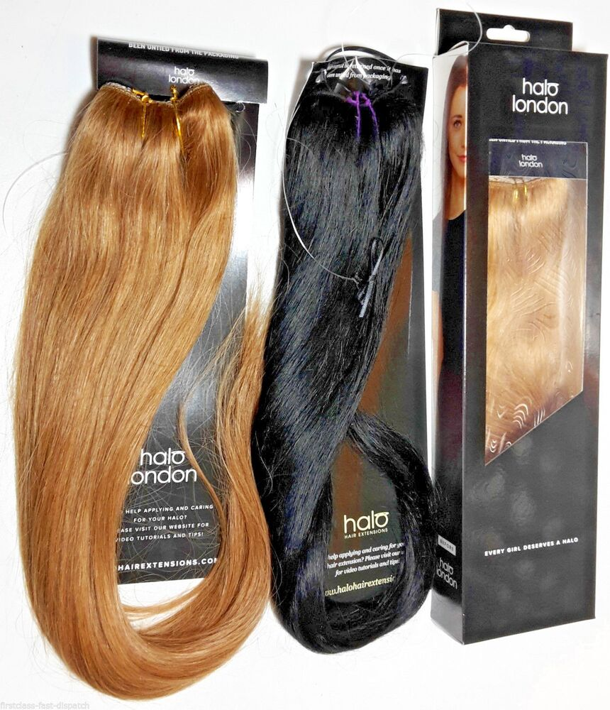 100 indian remy human halo hair extensions ebay baditri Image collections