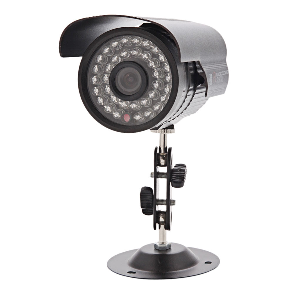 Exterior Home Security Cameras: 1200TVL HD 36LED Waterproof CCTV Security Camera Outdoor