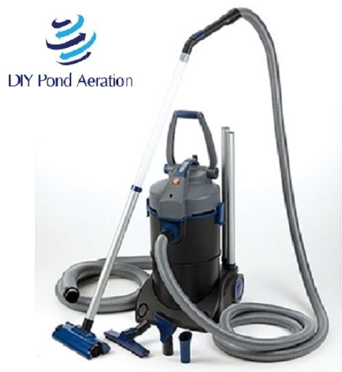 Oase pondovac 4 koi ponds pools household vacuum 1800w for Koi pond vacuum