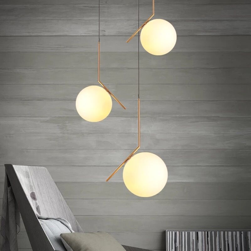 I C S Lights Egg Higher Qaulity Ceiling Fixture Lamp By