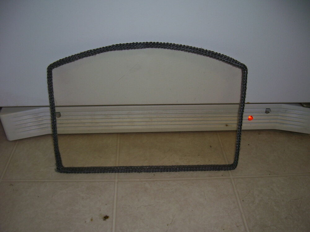 Quadra Fire 3000 3100 4300 4100 Door Glass Seal 7000 012
