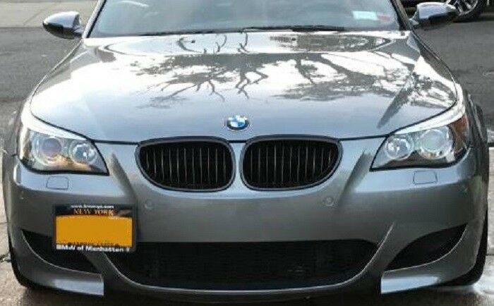 Bumper Tow Hook License Plate Mount Bracket For Bmw 1 3 5