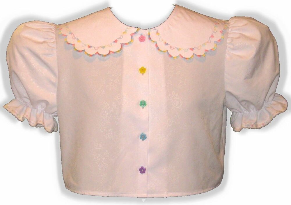 adult baby blouse