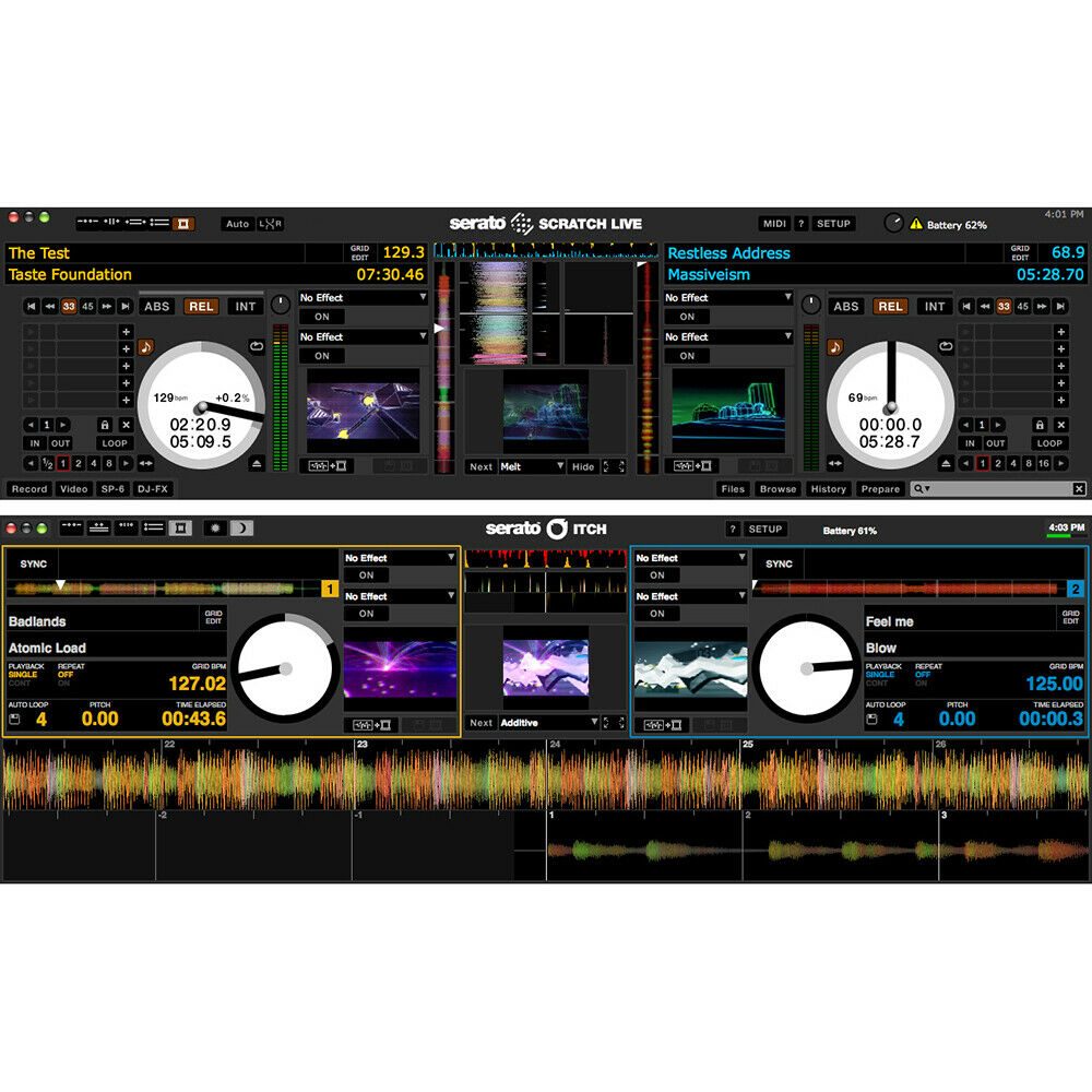 how to download serato dj intro for mac