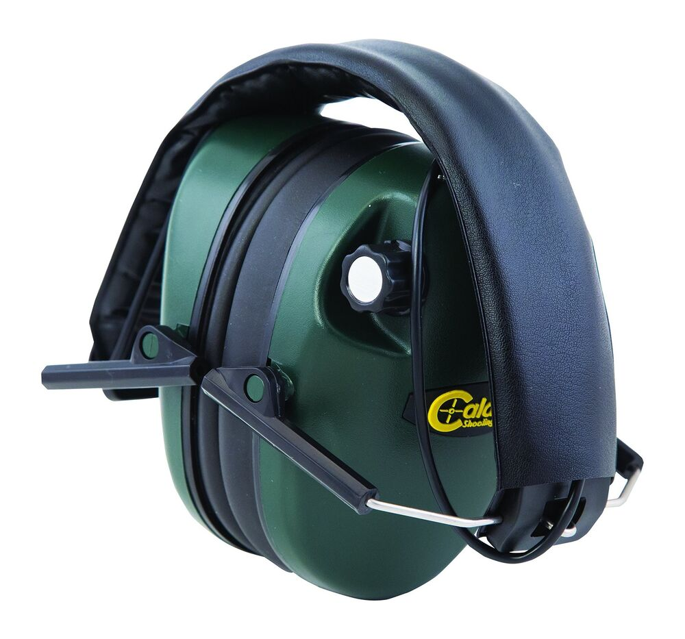 Caldwell Electronic Ear Muffs Hearing Protection Impact ...