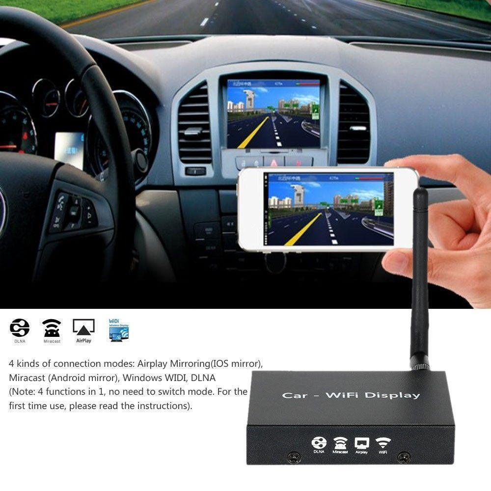 Wifi mirabox iphone android miracast screen mirroring car for Ebay motors app for android