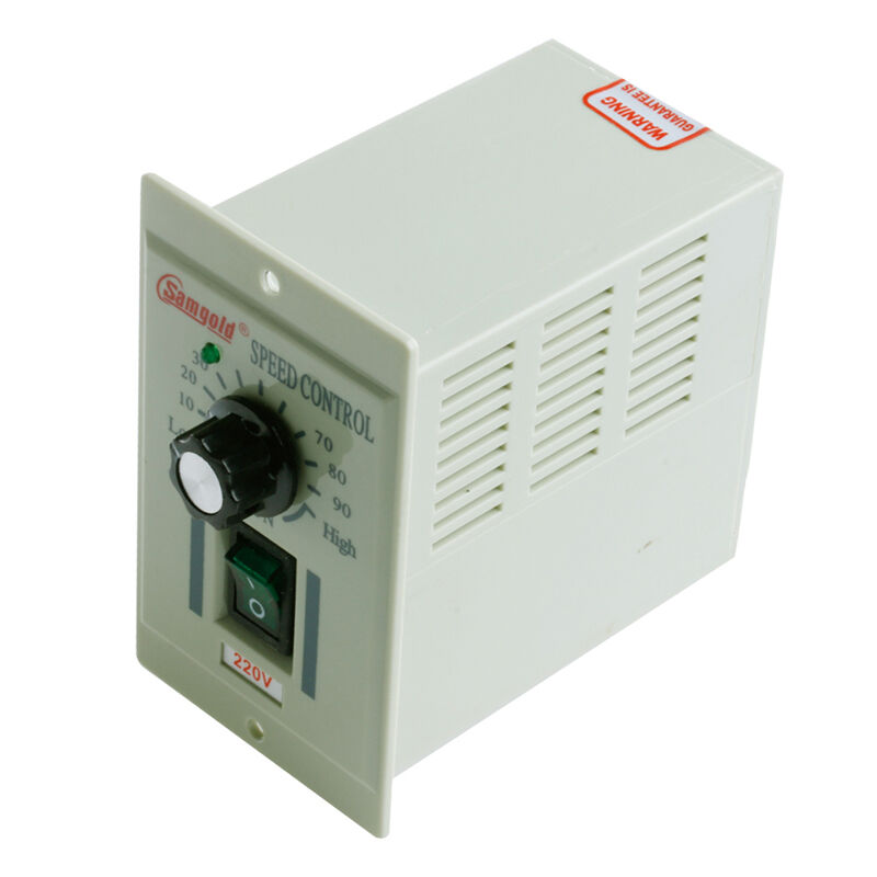 400w ac 220v 1 3phase motor speed control controller for for Three phase motor speed control