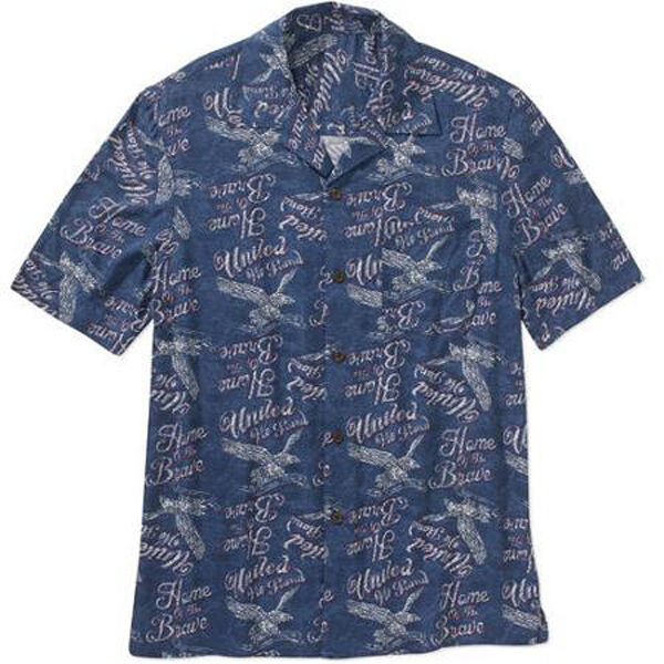 nwt men 39 s big and tall george hawaiian shirt 2xl 3xl 4xl