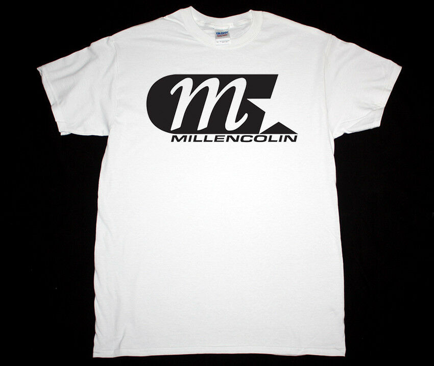 Millencolin logo skate punk band no use for a name nofx s for Xxl band t shirts