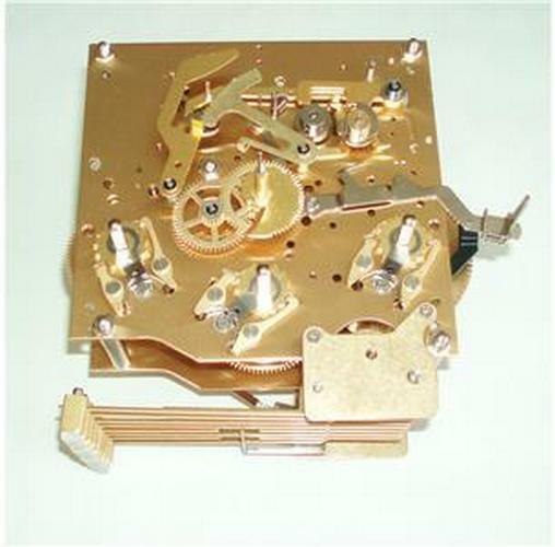 howard miller mantel clock 340 020 manual movement new triple chime with westminster mantle