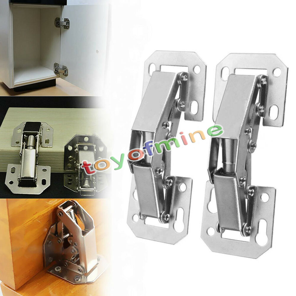 90 Degree Easy Mount Concealed Kitchen Cabinet Cupboard ...