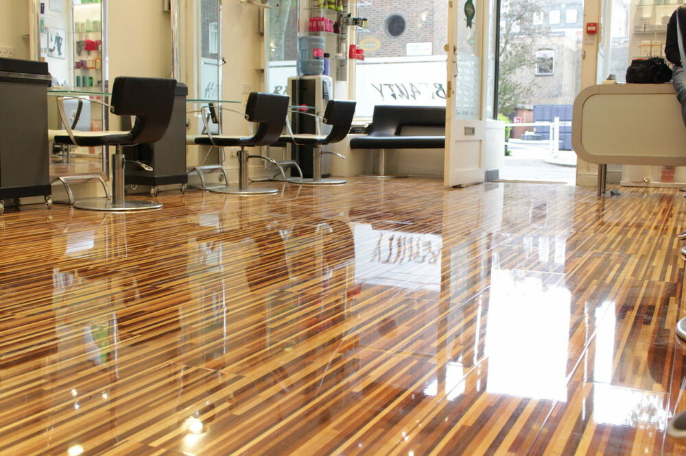 Super High Gloss Laminate Flooring Exclusive Colours
