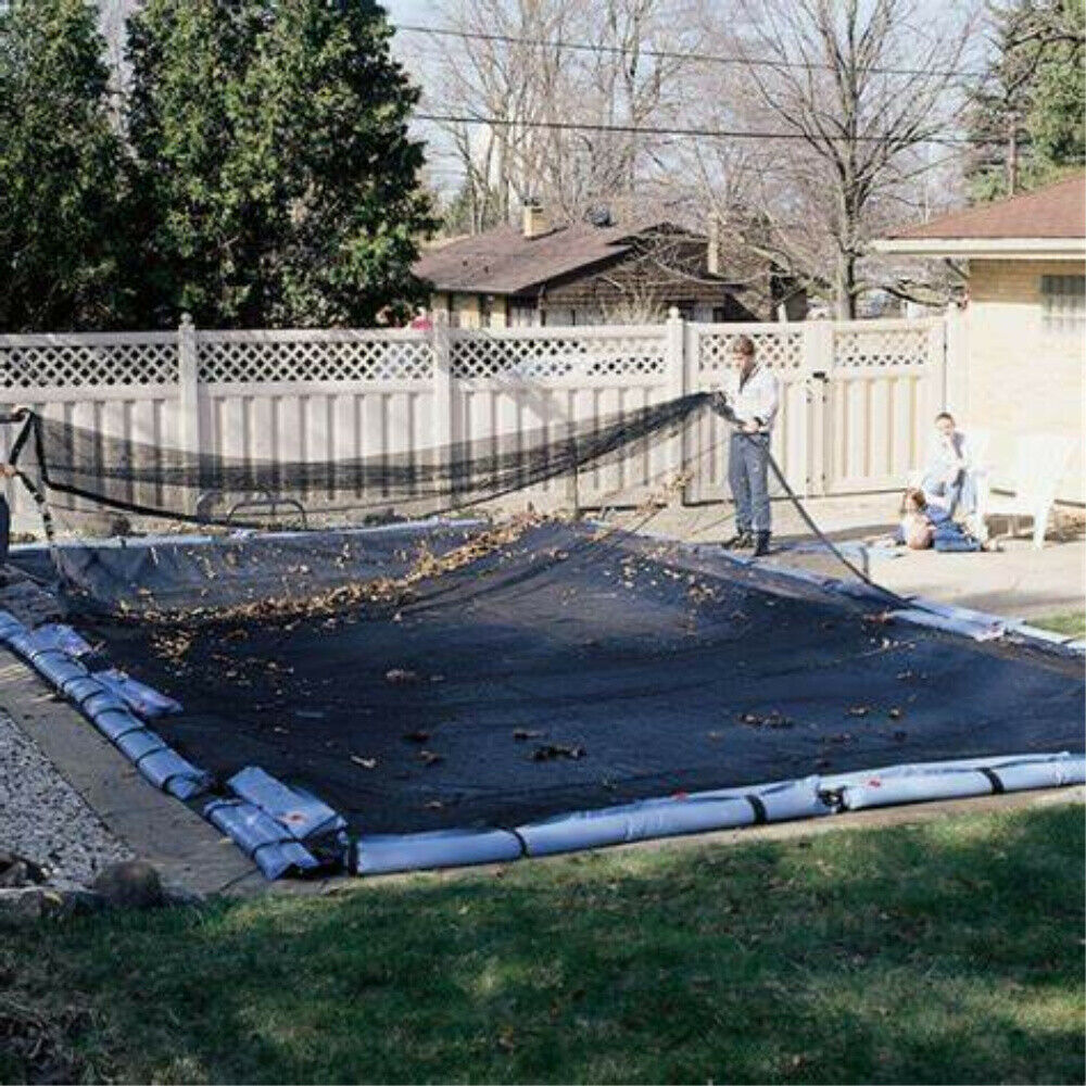 Harris Economy Leaf Net For In Ground Rectangular Pool Ebay
