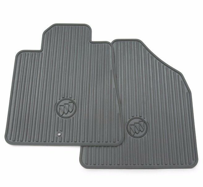 2012 2017 Buick Enclave Gm Oem All Weather Floor Mats W
