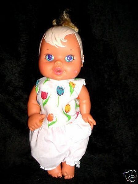 Vintage 1992 Kenner New Born Baby Alive Toy Doll Ebay