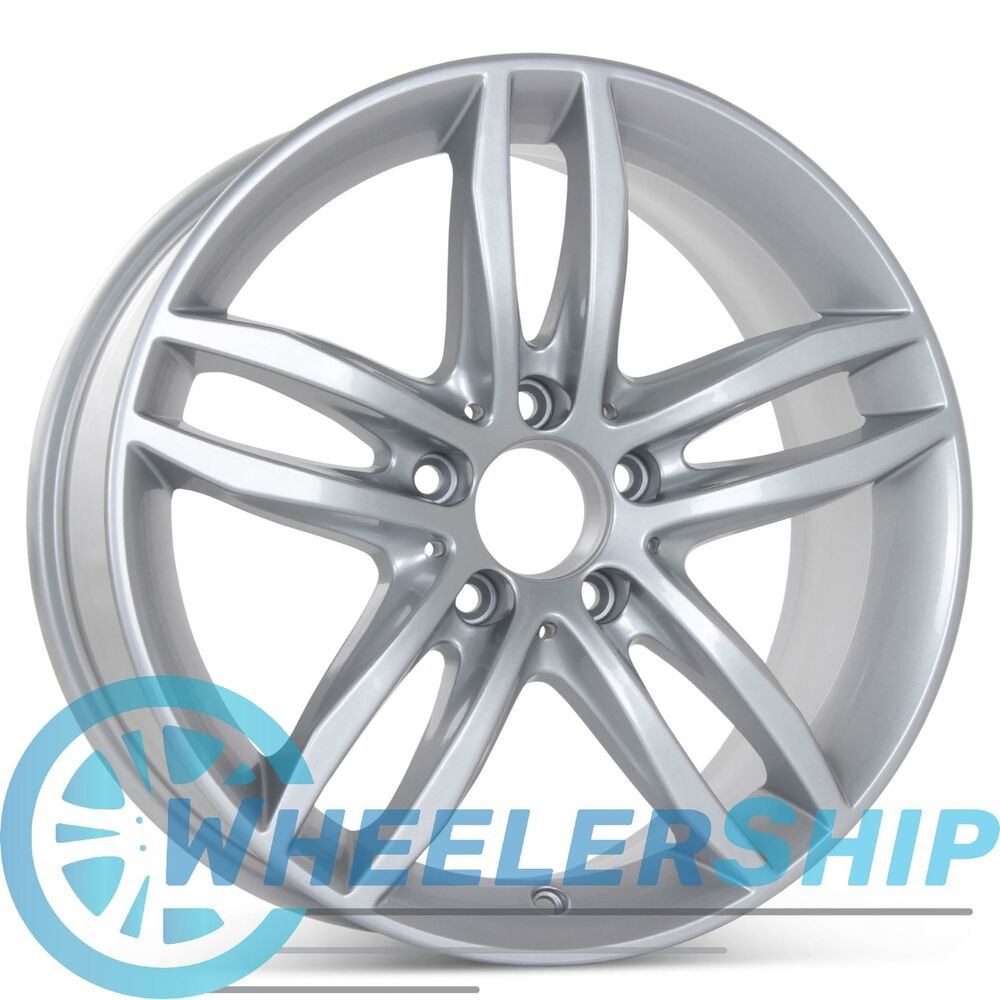 New 17 replacement front wheel for mercedes c250 c300 for Mercedes benz tire replacement