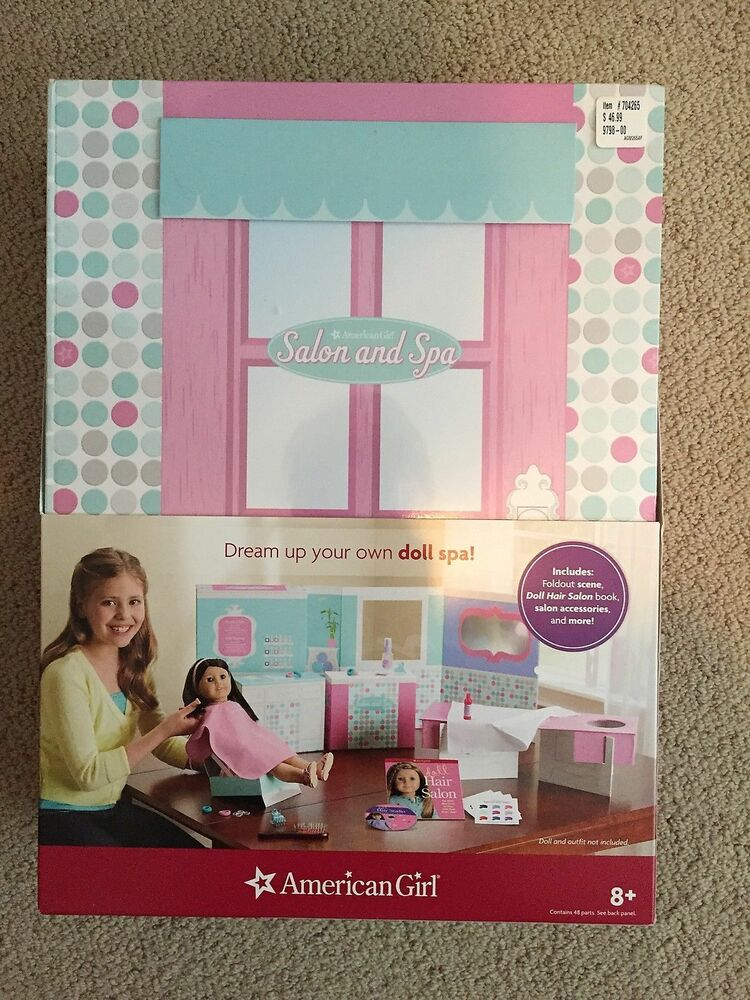American Girl Salon Amp Spa Set I M Including A Free Gift