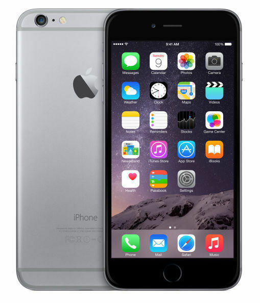 factory unlocked iphone 6 apple iphone 6 plus 64gb space gray factory unlocked 5281