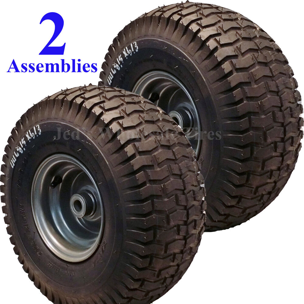 34 Tractor Tires And Rims : Lawn mower tire