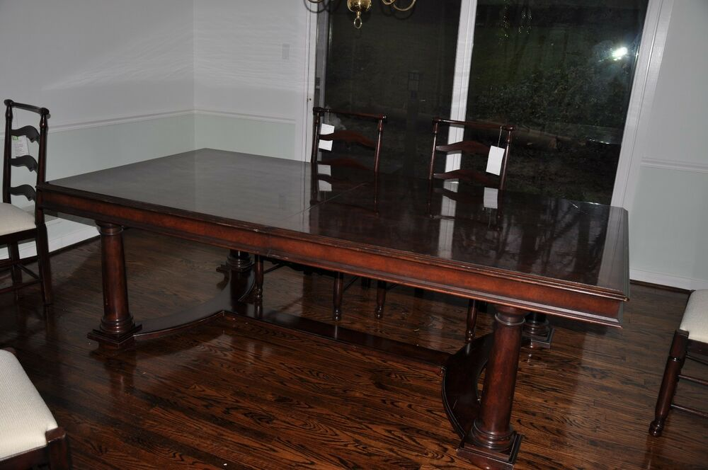 ralph lauren home dining room table by henredon ebay