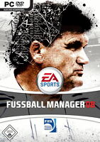 Fußball Manager 08 - PC - In Original DVD Hülle