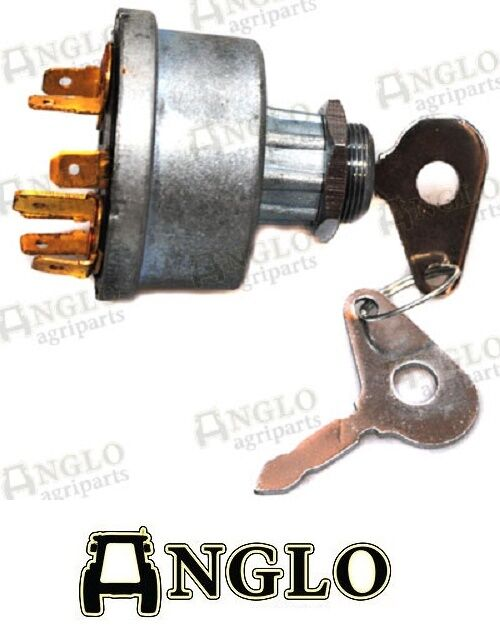 ford ignition key wiring diagram tractor ignition switch ford 2000 3000 3600 4000 4600 5000 ... ford tractor 2000 ignition key switch diagram
