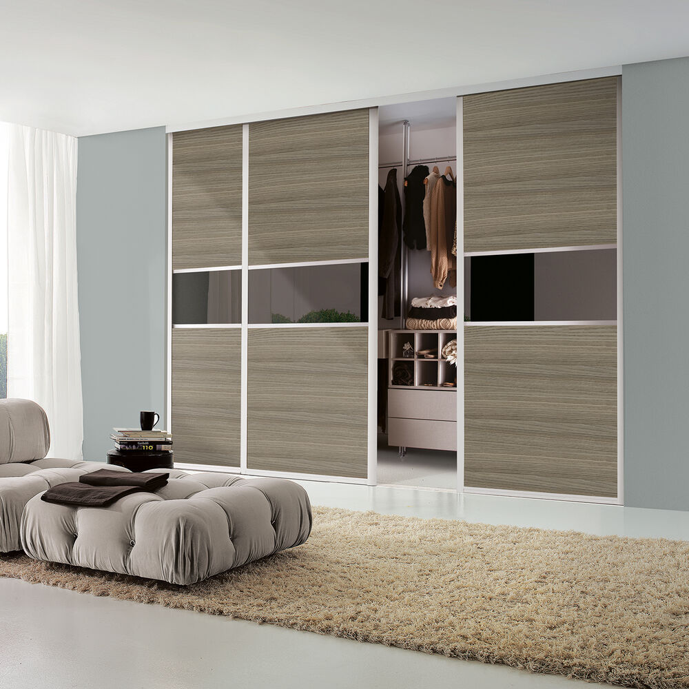 Luxury sliding wardrobe doors for bedrooms custom made