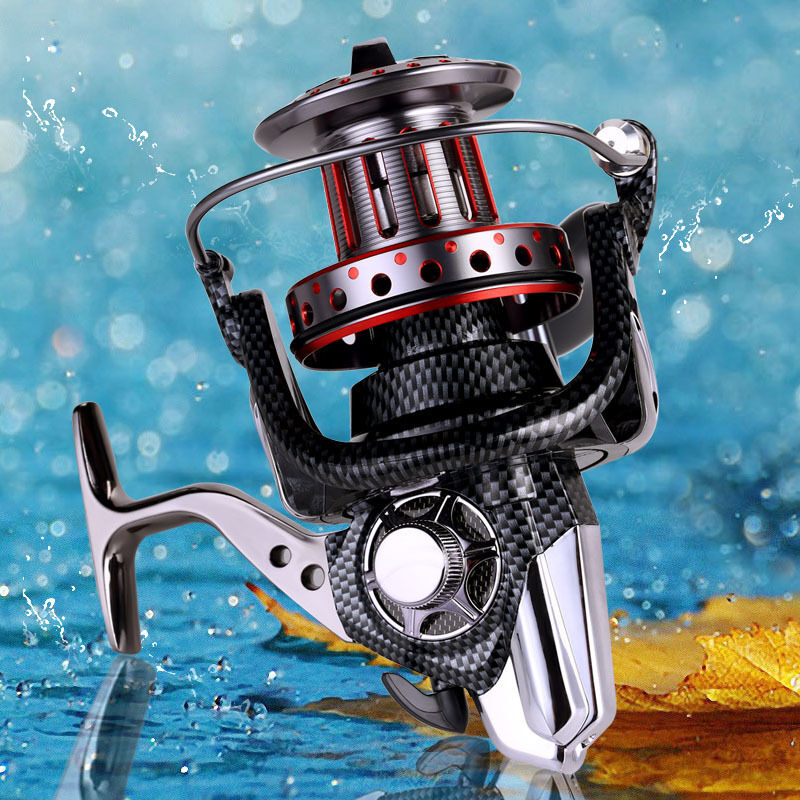 Large saltwater fishing reels sea gear spinning casting for Ebay fishing gear