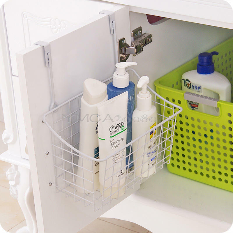 bathroom cabinet door organizer door hanging cabinet organizer kitchen storage rack 11026