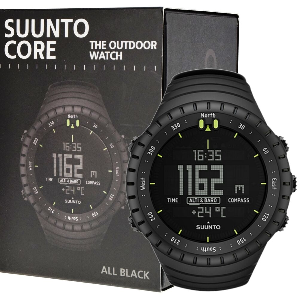 suunto core all black military outdoor sports watch ss014279010 suunto core all black military outdoor sports watch ss014279010 uk tax