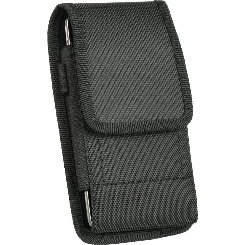 New Vertical Holster Nylon Belt Clip Carrying Case Pouch