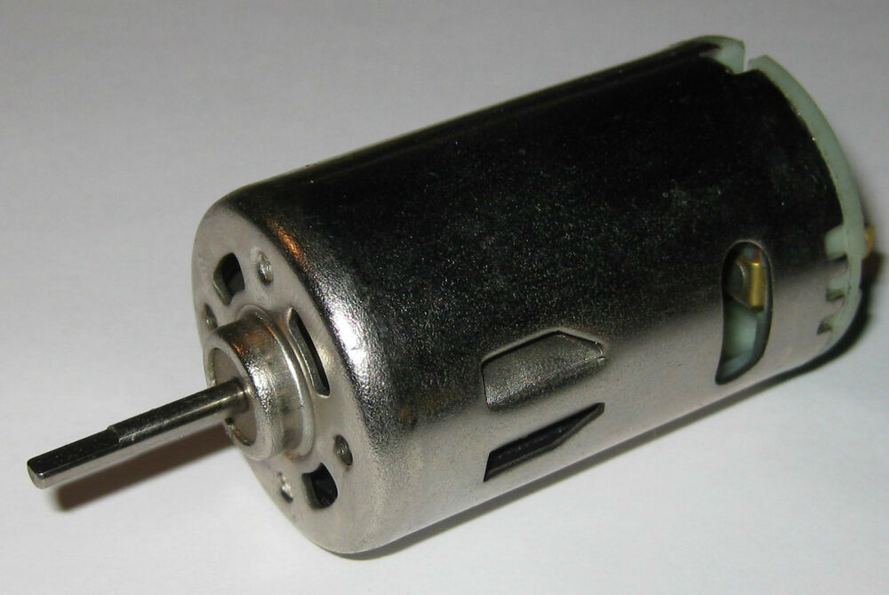 Rs555 Dc Hobby Motor 24 V 8000 Rpm High Torque 555