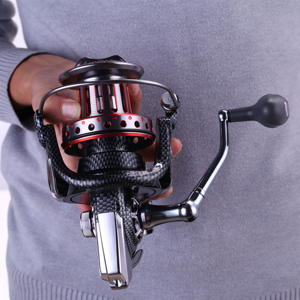Saltwater spincasting fishing reels large capacity for Ebay fishing gear