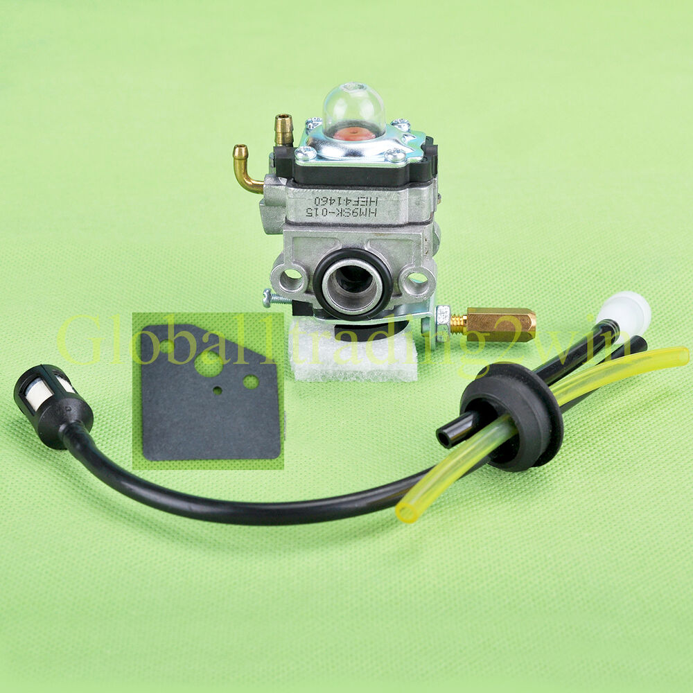 Carburetor Fuel Line Filter Kit Fit Honda Gx31 Gx22 Fg100 Mini Tiller Engine
