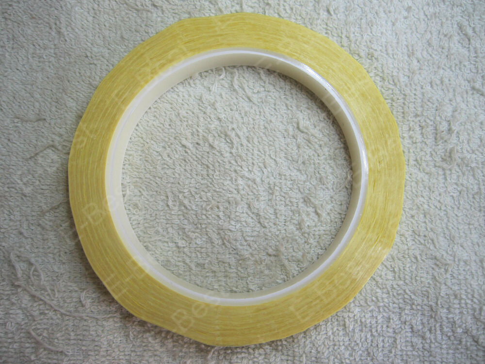 30mm 66m Yell High Temp Resistant Insulation Adhesive Tape