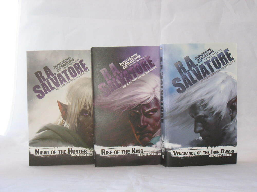 The Thousand Orcs Legend of Drizzt Hunters Blade Trilogy Book 1