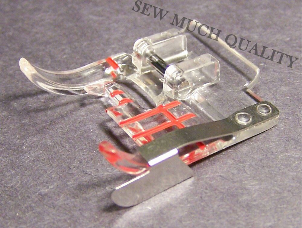 Presser Foot Seam Guide Genuine Husqvarna Viking Prisma