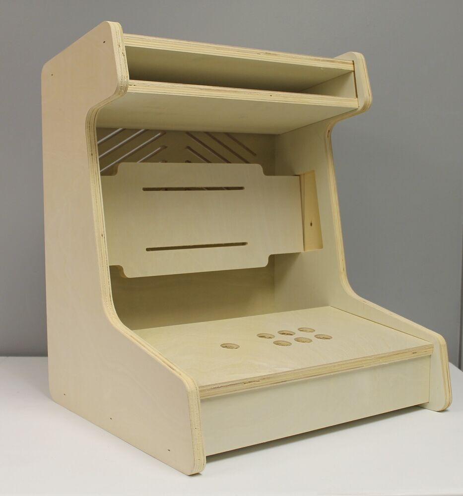bartop arcade cabinet kit table bartop arcade cabinet kit ebay 10935
