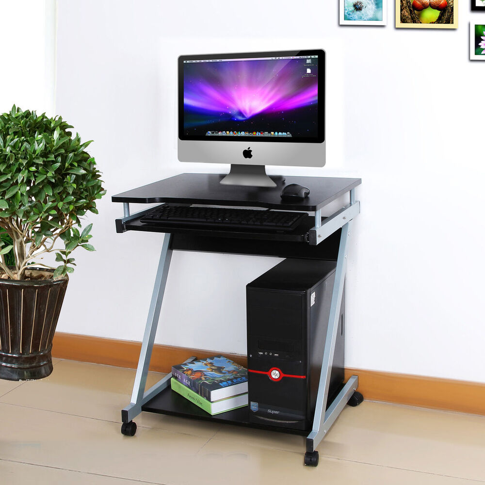 24 Awesome Computer Armoire Pull Out Desk Yvotubecom