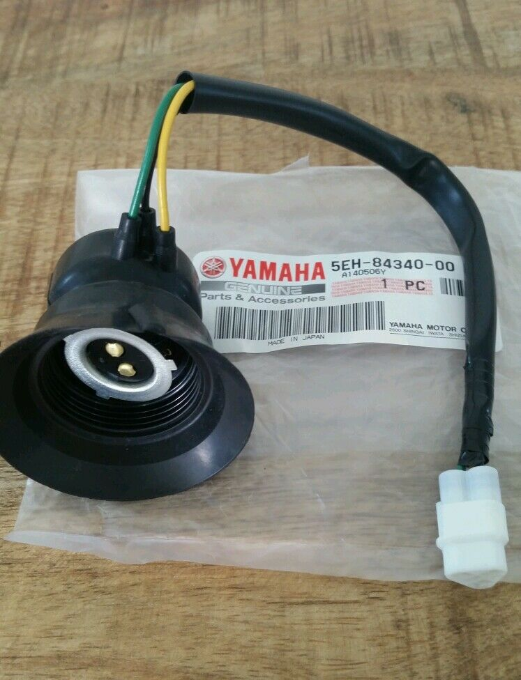 yamaha headlight socket wiring grizzly 350 400 600 660 big. Black Bedroom Furniture Sets. Home Design Ideas