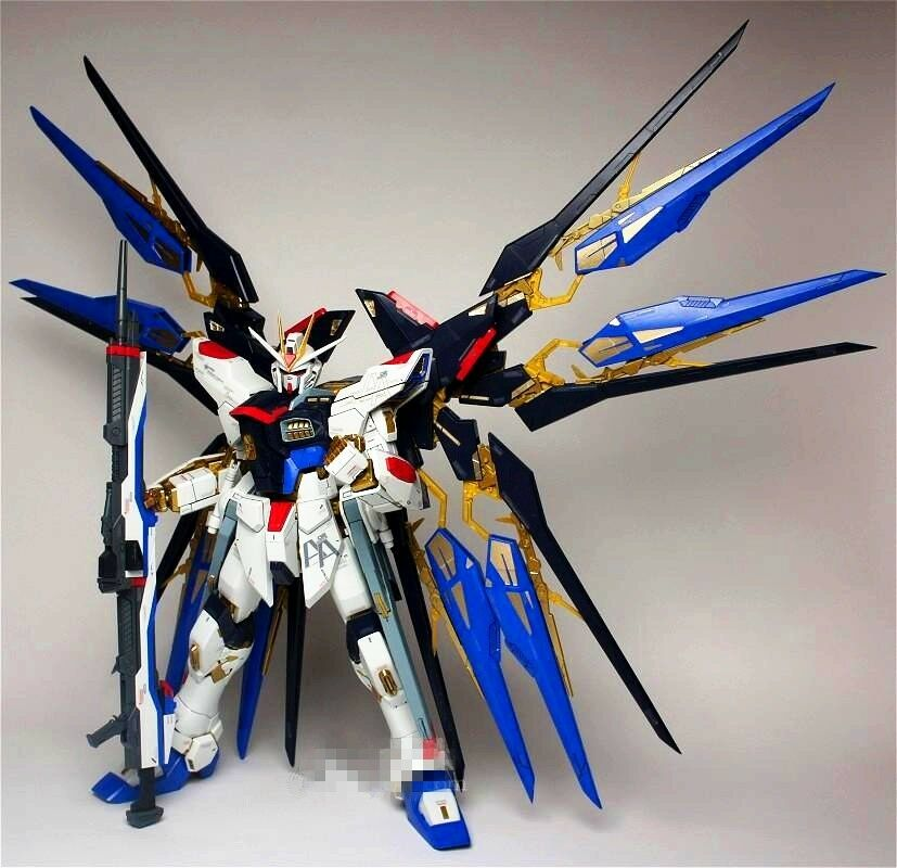 Daban Strike Freedom Metal Build Review
