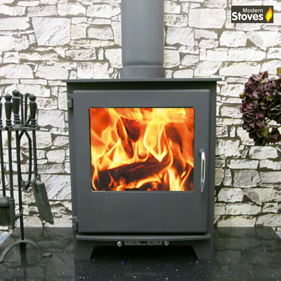 Neo 5kw Wood Burning Multi Fuel European Wood Burner Log
