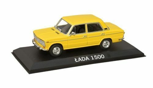 lada vaz 2103 1500 1974 yellow 1 43 ixo ist. Black Bedroom Furniture Sets. Home Design Ideas