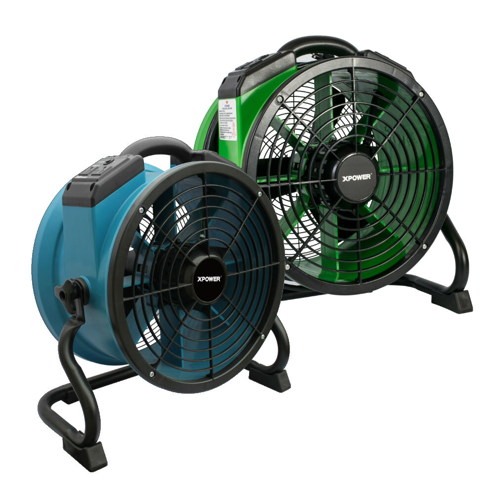 Air Moving Fans : Xpower ar industrial sealed motor axial fan dryer air