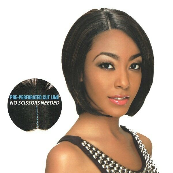 Hollywood 100 Human Remy Hair Invisible Weave Part