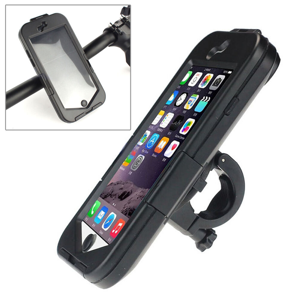 iphone bike mount rainproof scooter bicycle bike mount phone holder for 11649
